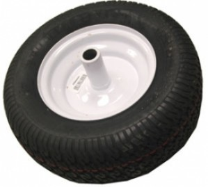 Rubbermaid 20566300 Wheel for 5663-61 Tractor Cart